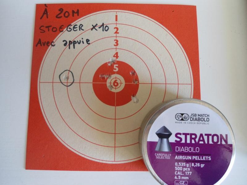 Carton Stoeger X10 00111