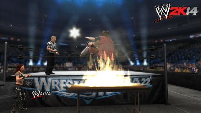 [Officiel] ¤ WWE 2K14: News et Rumeurs ! ¤ Dtwegg10