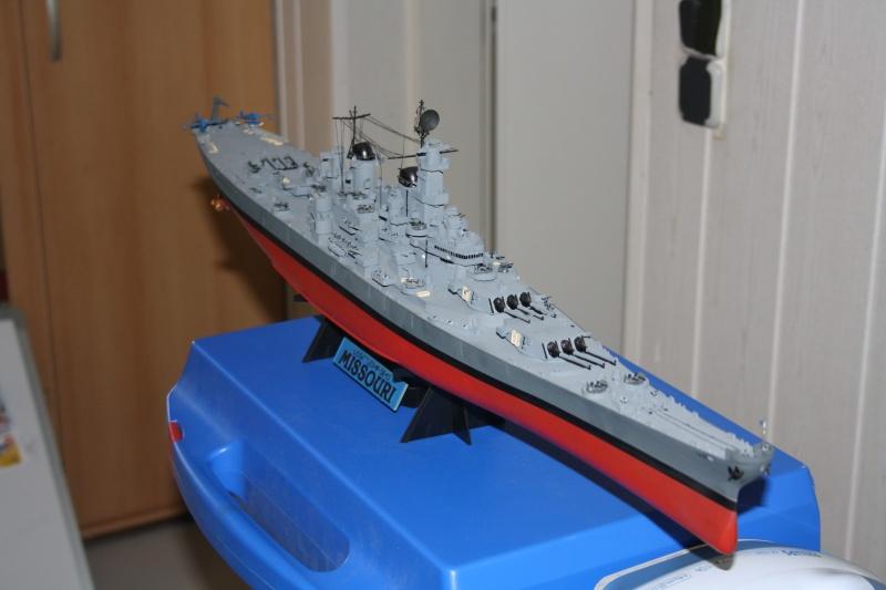 Meine USS Missouri (BB-63) von Tamiya 1:350  Img_5410