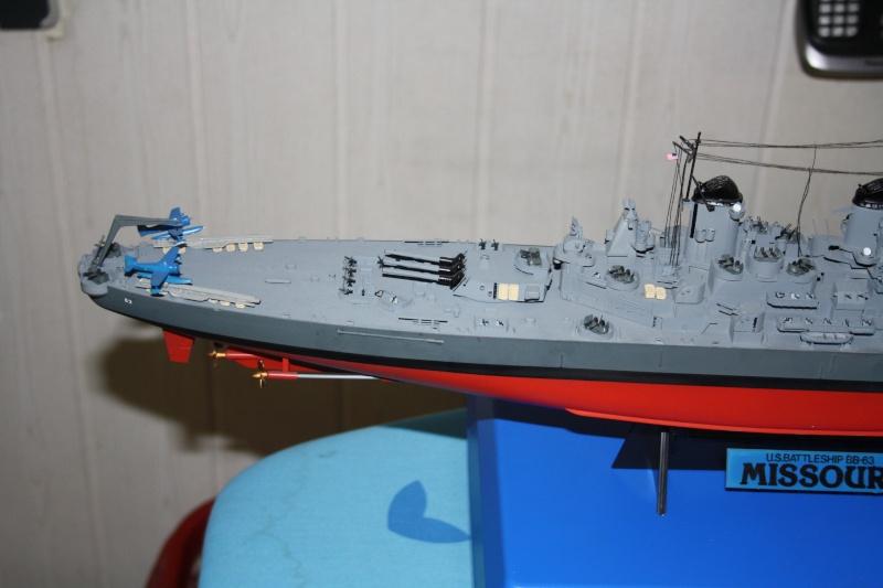 Meine USS Missouri (BB-63) von Tamiya 1:350  Img_5411