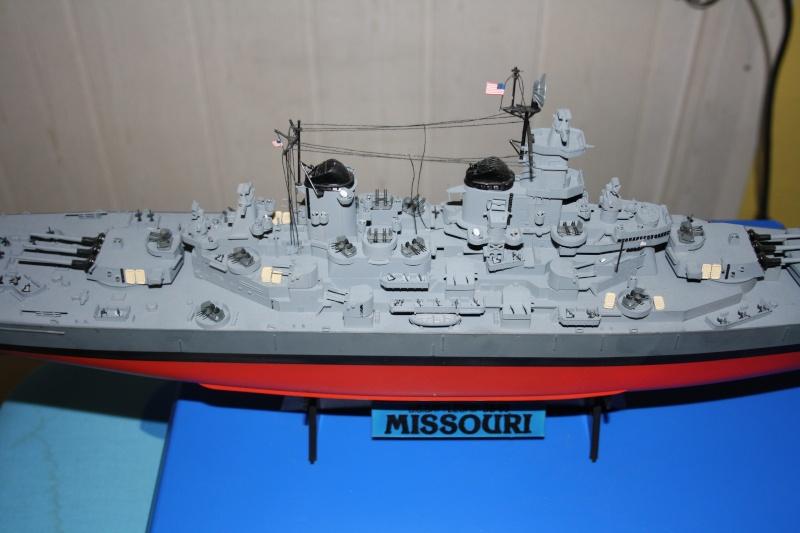 Meine USS Missouri (BB-63) von Tamiya 1:350  Img_5412