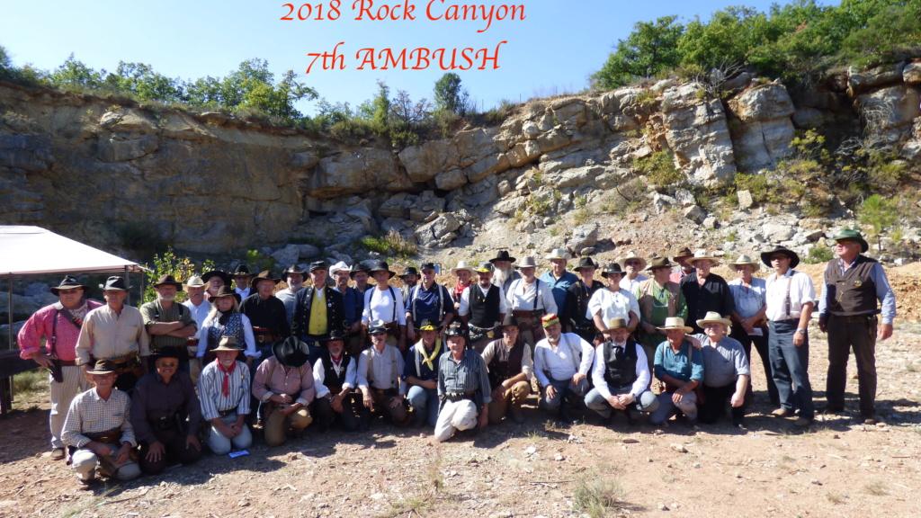 7TH AMBUSH - Rock Canyon 2018 P1010919