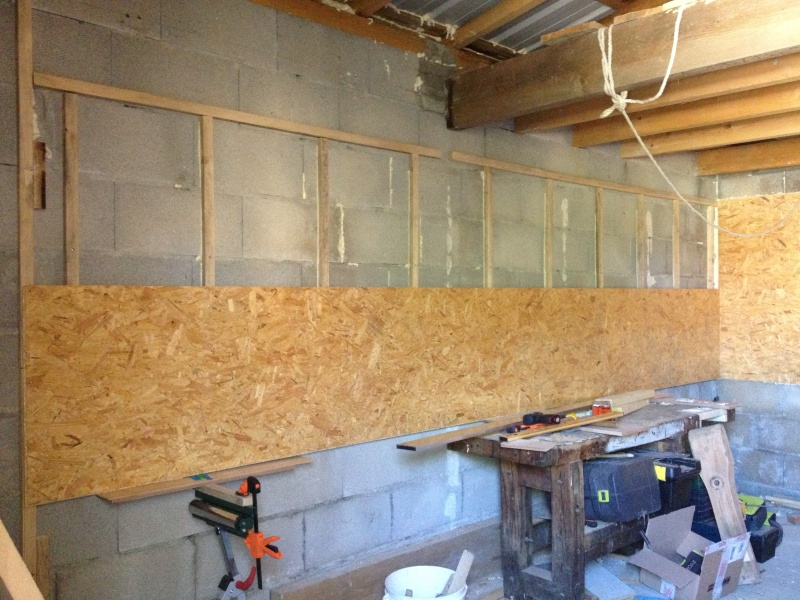 atelier garage de poupou sa avance doucement. Black Bedroom Furniture Sets. Home Design Ideas
