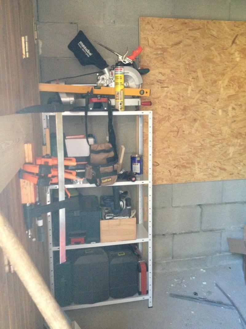 Atelier/garage de Poupou, sa avance doucement... Img_0811