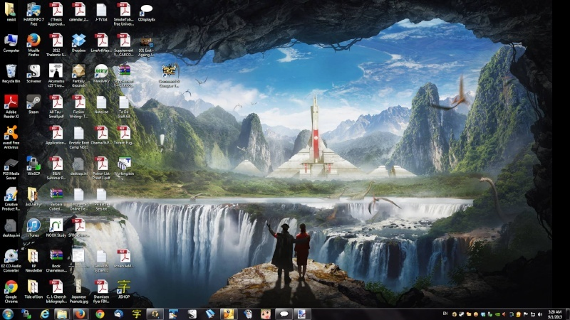 Post Your Desktop Deskto10
