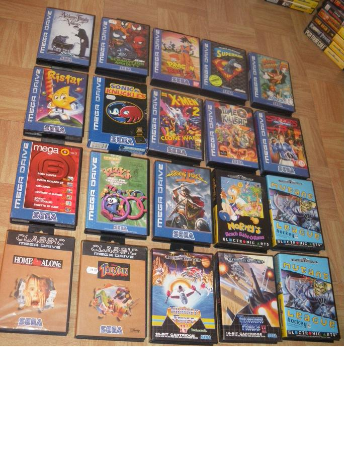 Slothchan: Ma collection (majoritairement SEGA) MAJ 23/01 Rare10