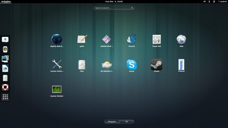 Linux-što je to ? Gnome-10
