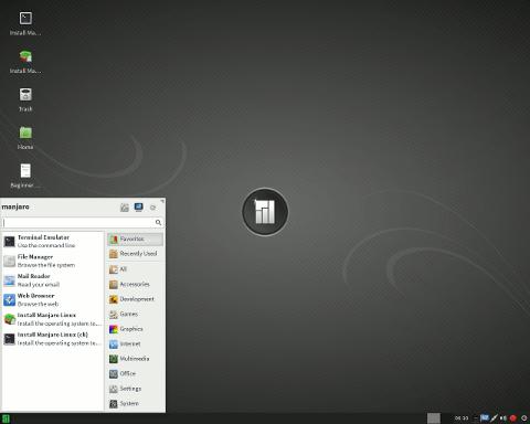 Linux Distribucije Manjar10