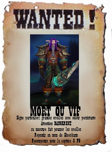 Méfiez vous braves gens !! Wanted10
