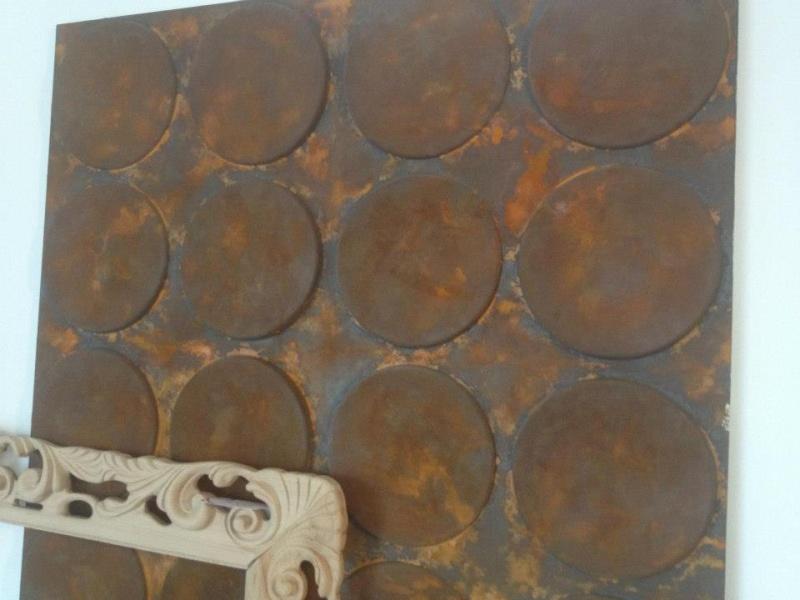 Revêtement mural 3D à base de bagasse, donnez du relief à vos murs (Wall Decor) Ellips10