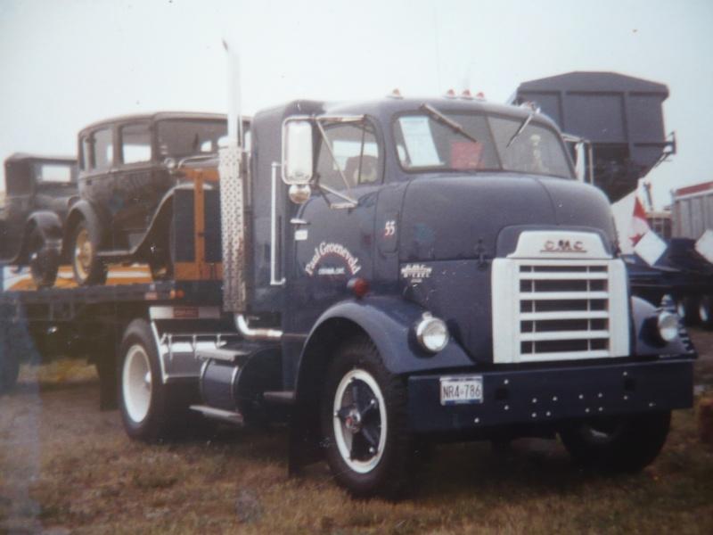 "Golden Age GMC 55 model 860 ""Cannonball"" Par Jeff Harper 01910"