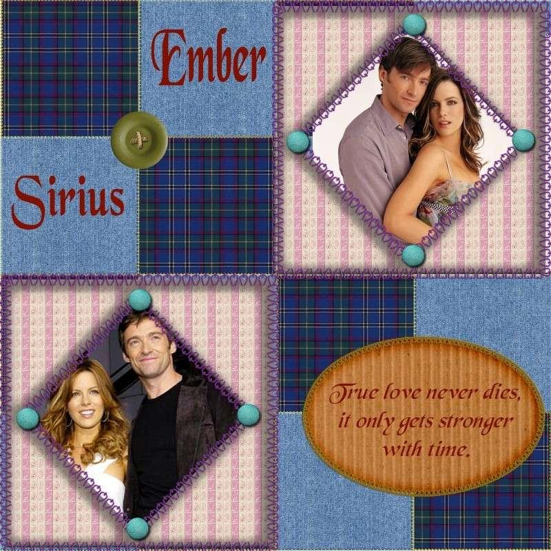 Ember and Sirius Sirius10