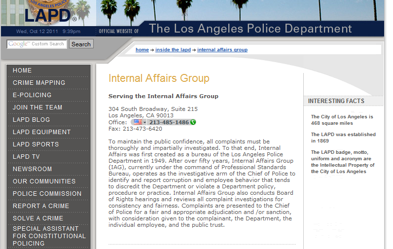 LAPD detectives - Page 2 Intern11