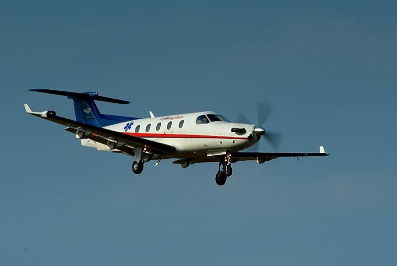 AirMédic PilatuS PC-12 Air-ma10