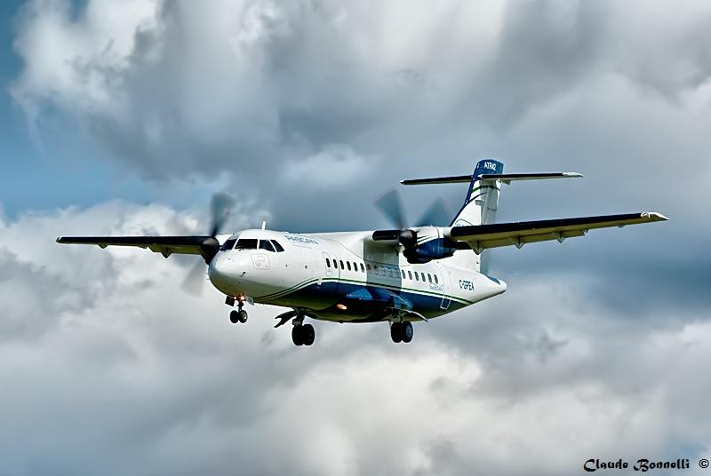Pascan Aviation ATR-42 Atr-4210