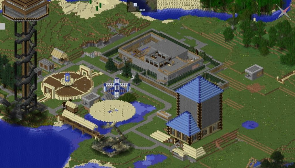 Minecraft screen shots Untitl10