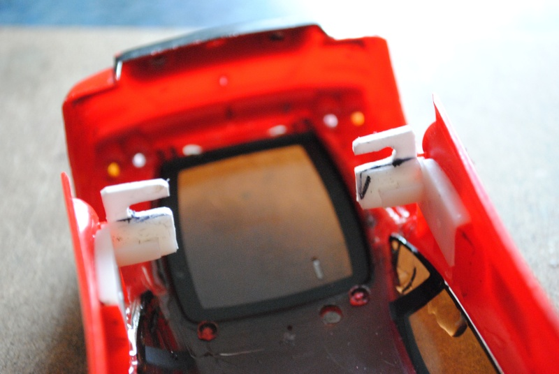 Clips de tenue de carro Photoc10