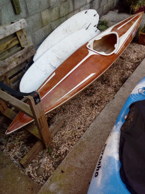 Fibreglass boat ,liffey job maybe  Img-2011