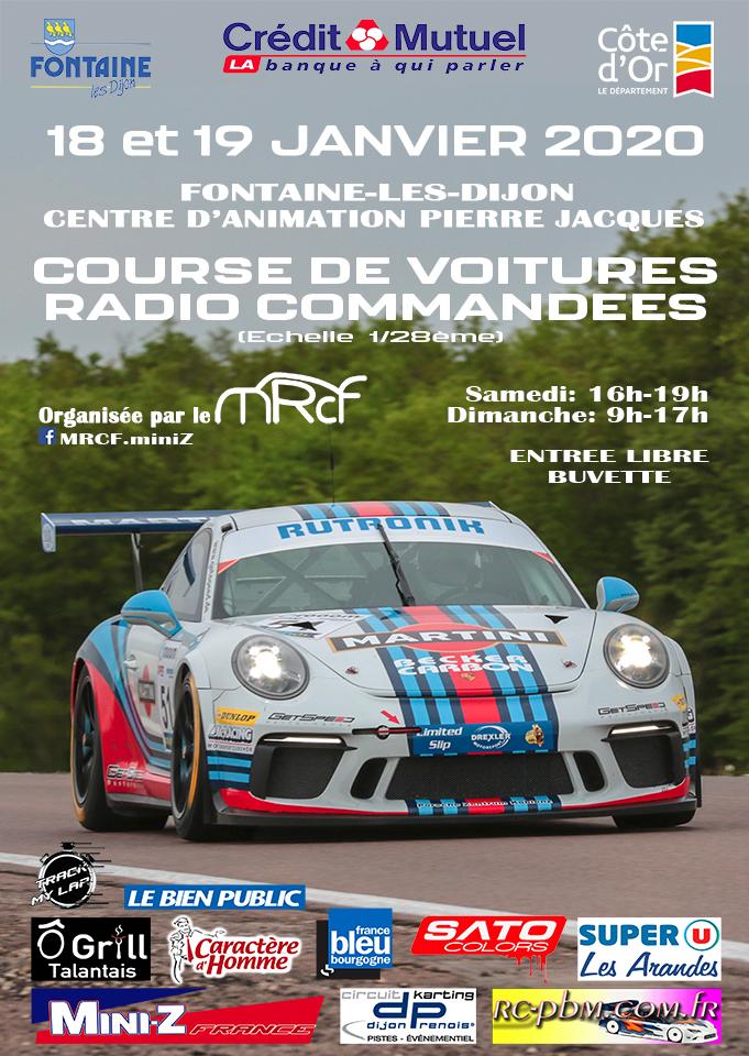 (21) 3ème manche du Mini Trophée des Bouchons les 18 et 19 janvier 2020 à Fontaine-Lès-Dijon. (MRCF) Affich10
