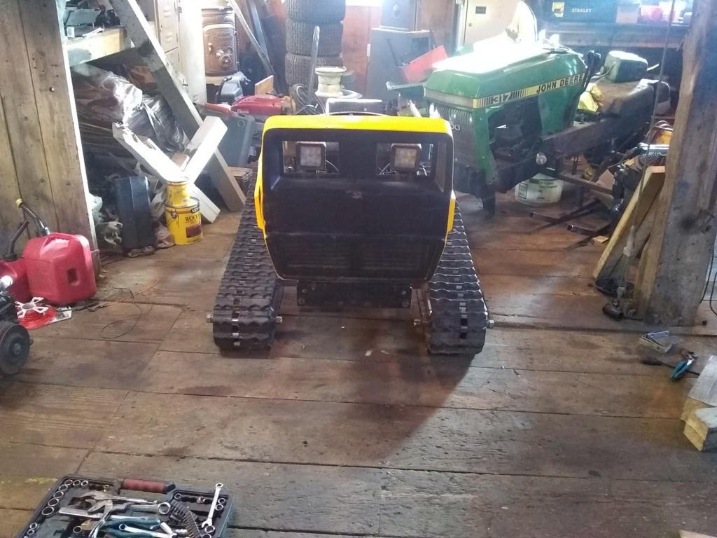 homemade mini dozer 37308810