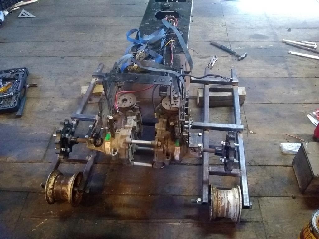 homemade mini dozer 37361110