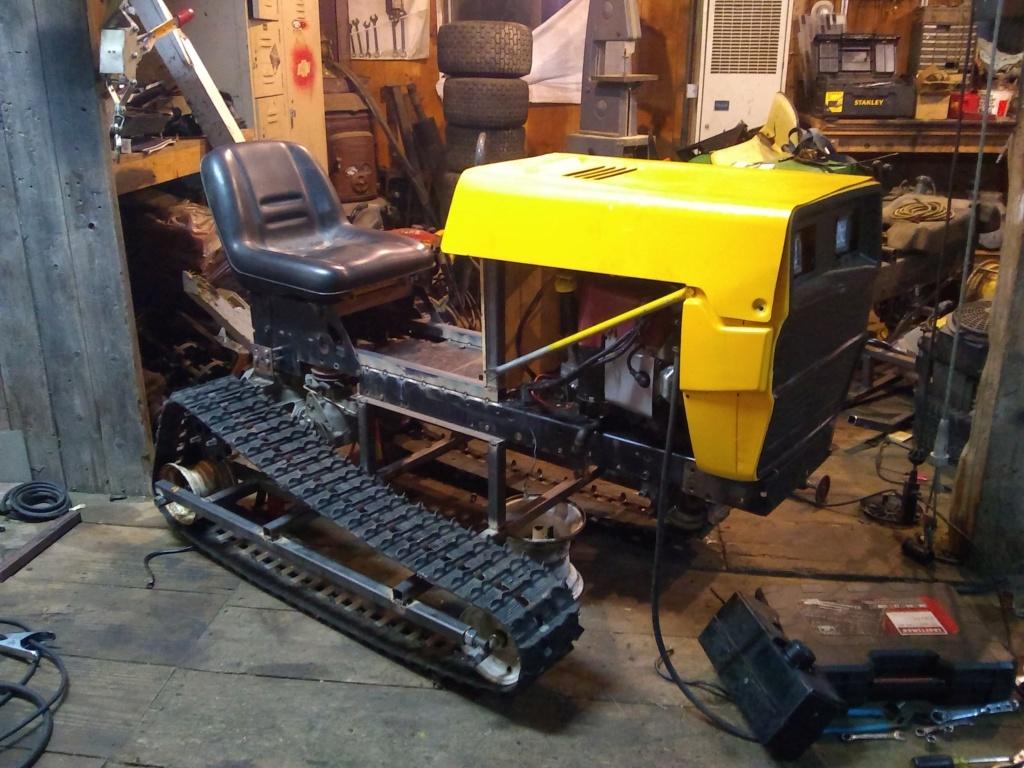 homemade mini dozer 37380810