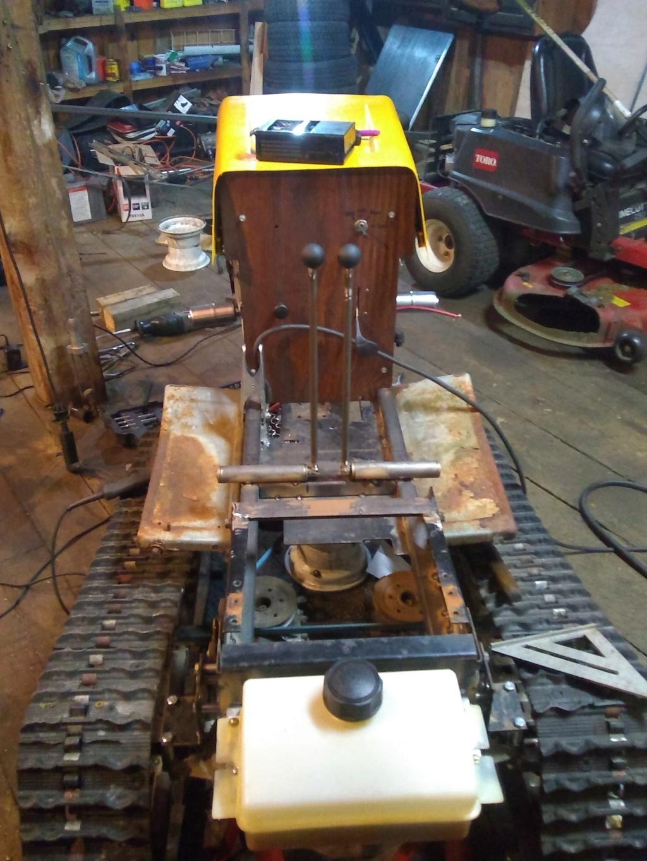 homemade mini dozer 37577110