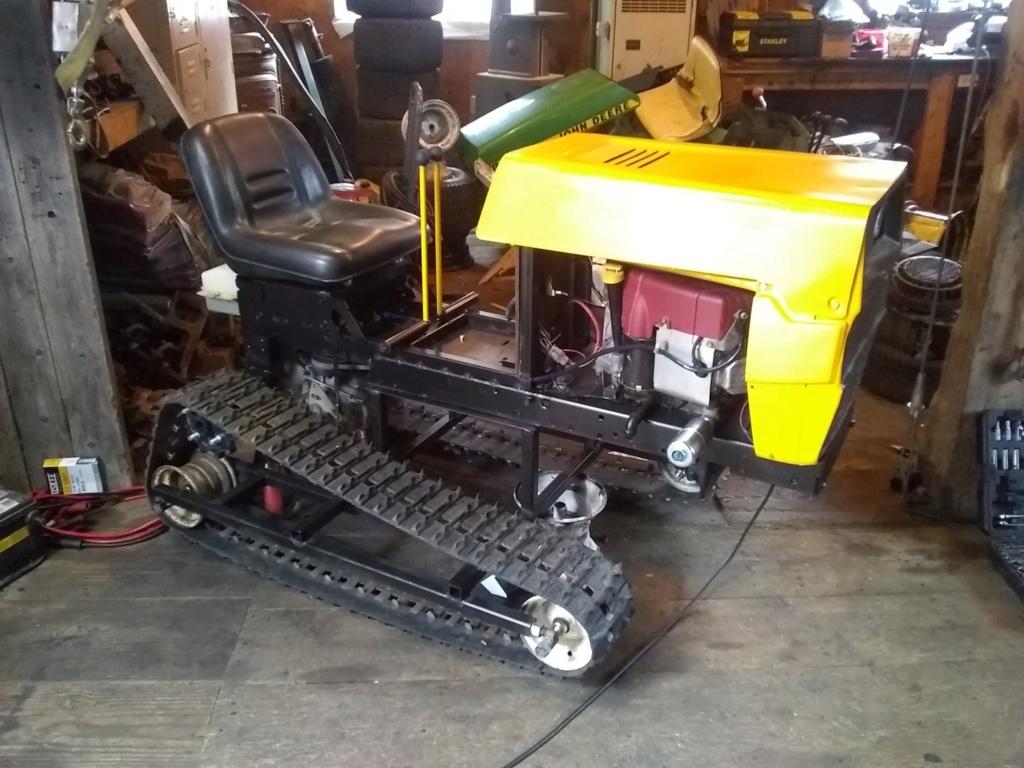homemade mini dozer 37599710