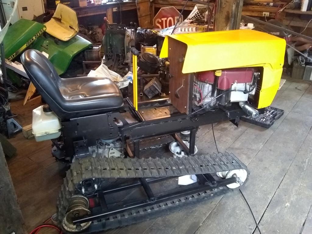 homemade mini dozer 37638110
