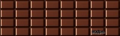 """N° 64 PFS collage spécial - assembler le collage """" Le chocolat """" Ex_64b10"""