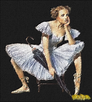 """N° 73 EXERCICES """"Effet """"Huile sur toile"""" """" Ex_7310"""