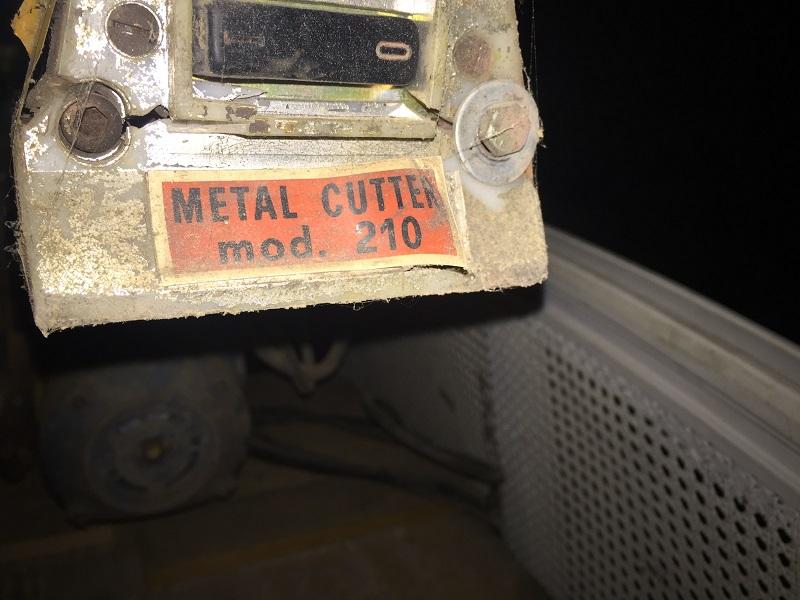 scie radial dewalt arm saws type M210 Oliv_014