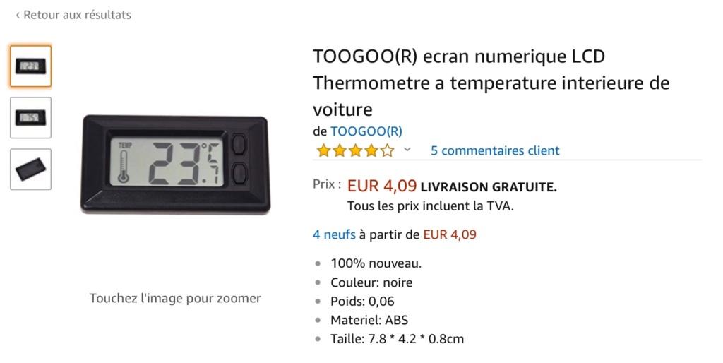Thermomètre d'intérieur  39b52c10