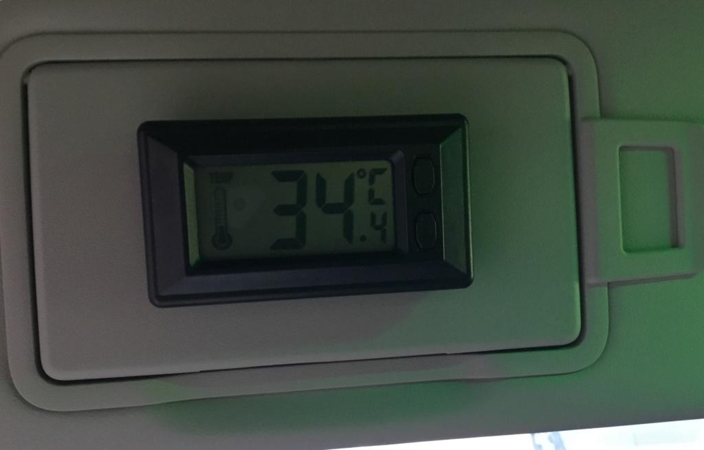 Thermomètre d'intérieur  A586aa10