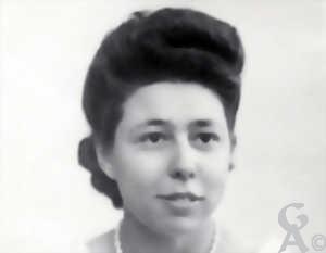 Louise Macault - Institutrice à Semilly -02 - déportée et morte pour la France. 11768610