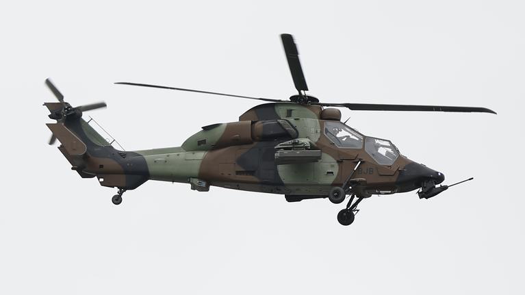 """Un missile """" made in France """" pour  équiper l'hélico  Français Tigre Ad6cbc10"""