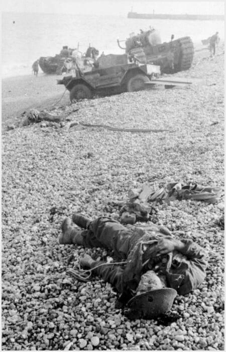 Opération. Jubilee - deux divisions Canadiennes a l'assaut de Dieppe  Dieppe11