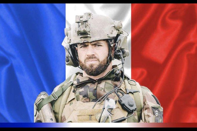Un soldat français  tue au Mali  Hommage au Cap-Chef  Maxime  Blasco Fafkcc10
