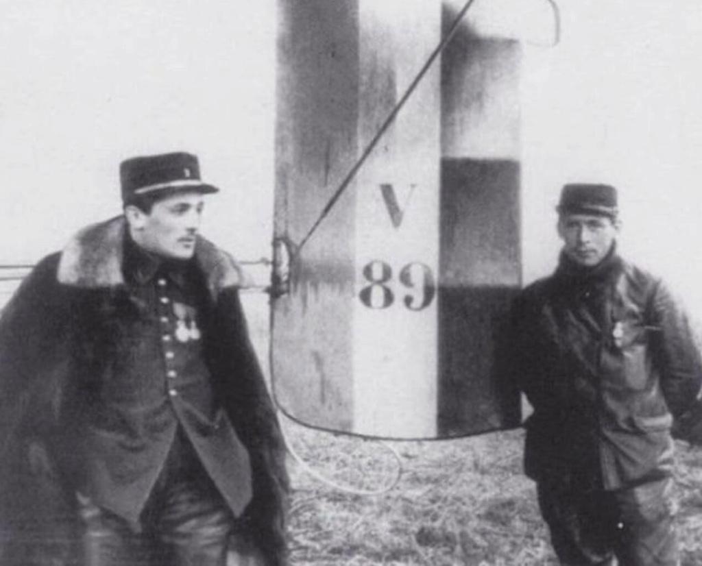 Le 05 Octobre 1914  : Le premier de tous les combats aériens -Histoire  Frantz11