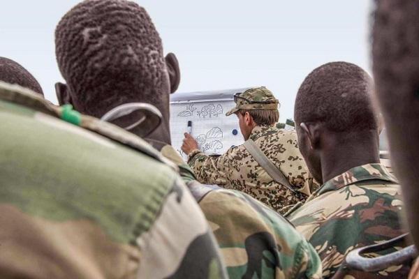 "Operation  Barkhane - Au sahel , la France n'aura pas d""aide,  Niger-10"