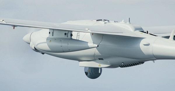 Le Drone de l'armée de terre  (Alat) attend sa qualification. de mise construction industrielle  Patrol11