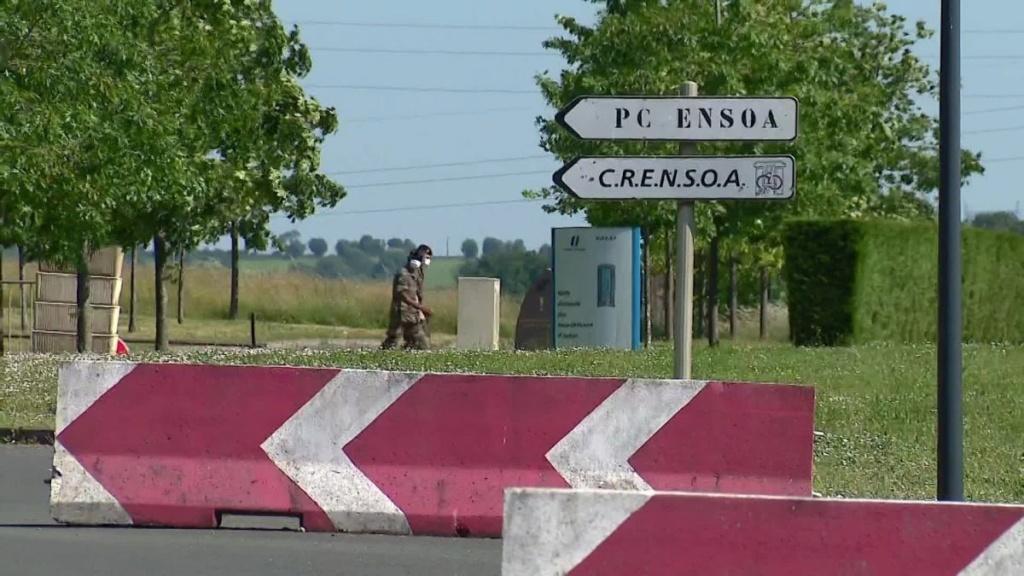 L ENSOA  sous COVID !.... Poit_p10