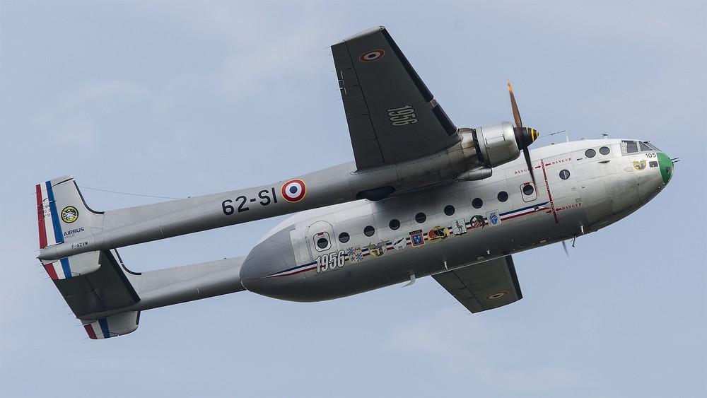 """L""""avion de légende : Le Nord Atlas  Proxy-68"""