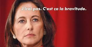 L'ambassadrice des poles - Sego la Royal convoquée a Paris -  Servei95