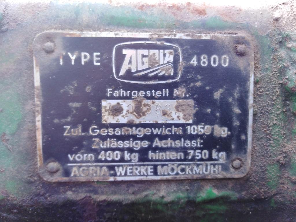 agria - voila ce que j ai trouver un tracteur agria Img_2020