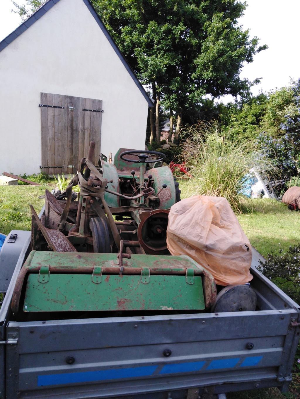 agria - voila ce que j ai trouver un tracteur agria Img_2021