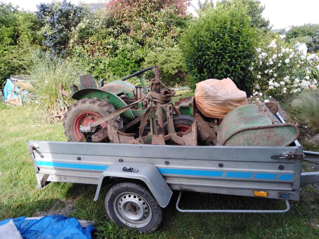 agria - voila ce que j ai trouver un tracteur agria Img_2022