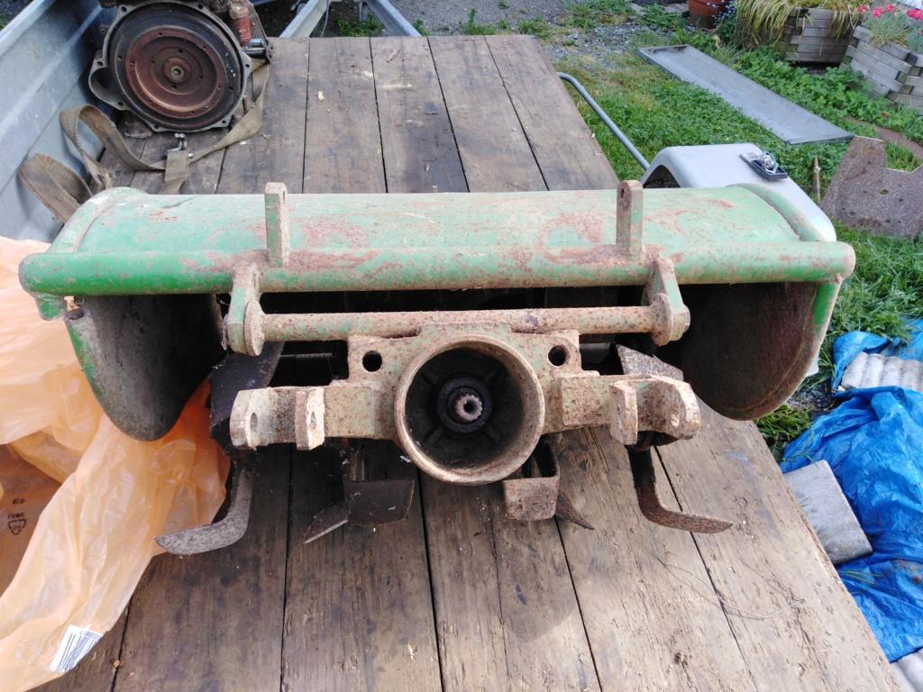 agria - voila ce que j ai trouver un tracteur agria Img_2026