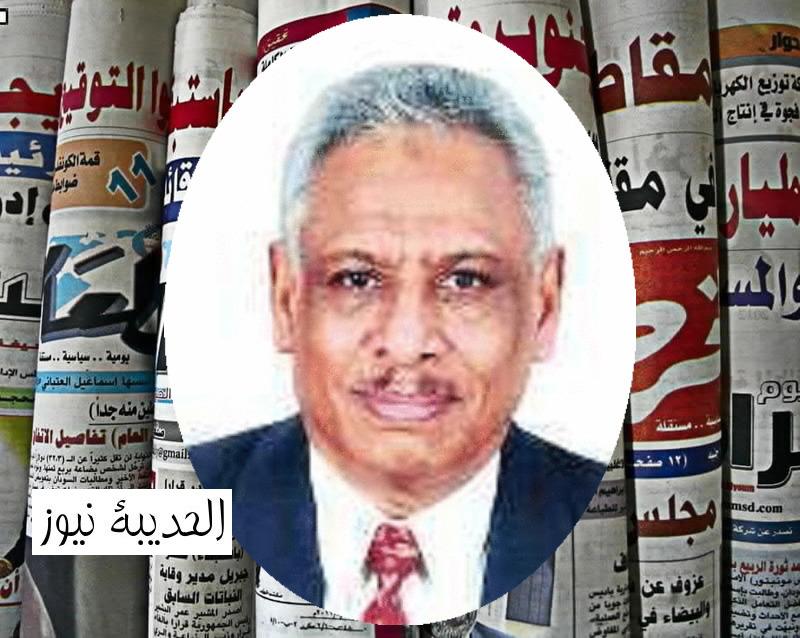 محجوب عروة: أدعياء التصوف وحديث علي عثمان..!!