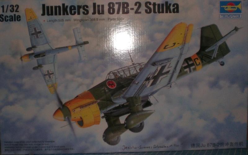 Die Ju 87, der STUKA, 1/32, Trumpeter, von oluengen359 Cimg5647